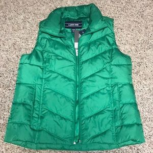 Lands' End Down Vest size Extra Small